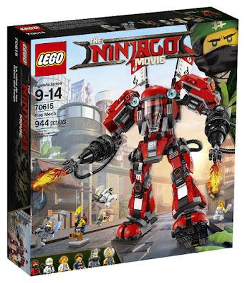 Zona Juguetes Diversión Máxima Lego Ninjago La Pelicula 70615