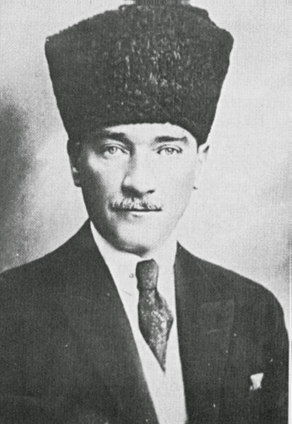 The Recognition of the genocides as the beginning of justice against the crimes against humanity and barbarity - Mustafa Kemal