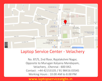 Laptop Service Center In Velachery