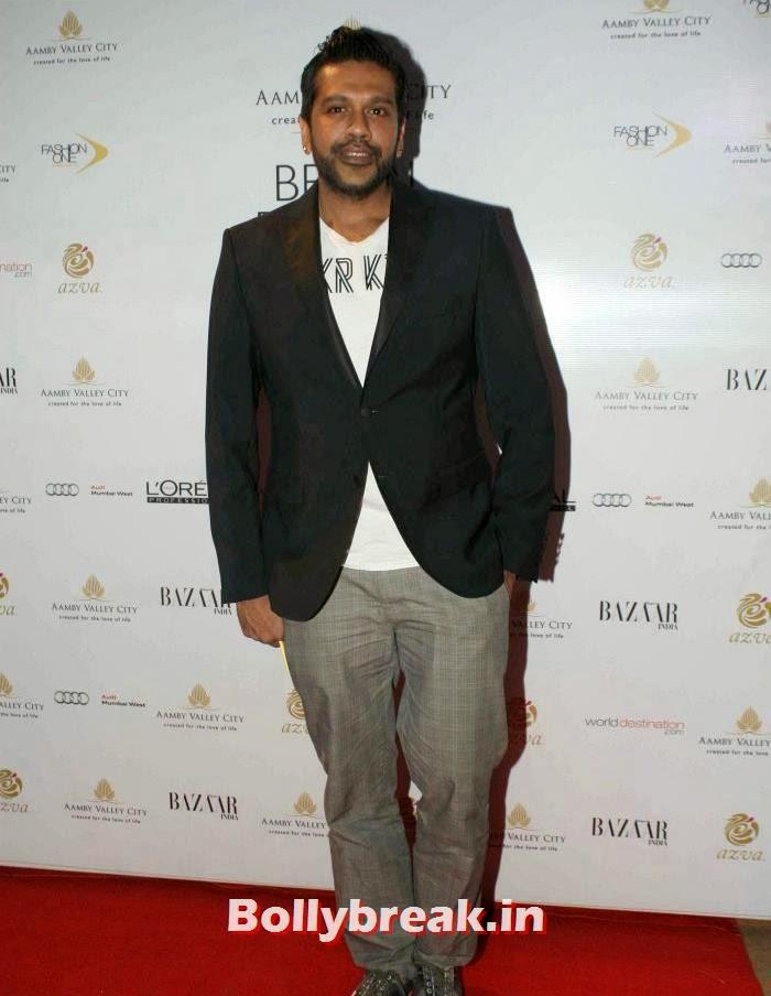 Rocky S, Hot Celebs at India Bridal Fashion Week 2013