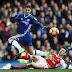 Foi de HAZARD: Chelsea continua distribuindo um arsenal de vitórias