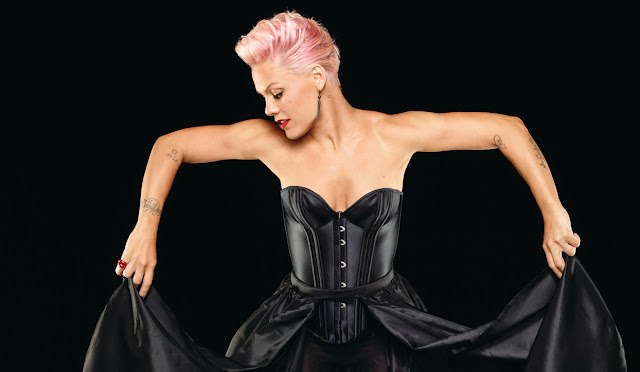 Estreno: Pink - Just Like Fire (audio)