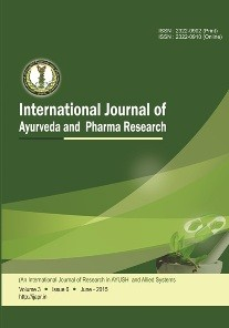International Journal of Ayurveda and Pharma Research (IJAPR)