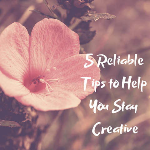 Staying Creative – 5 Reliable Tips to Use When You Have a Creative Slump – Royals Lesson!