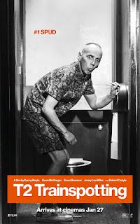 T2: Trainspotting Ewen Bremner Poster
