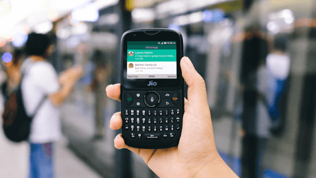 JioPhone Users Can Now Book Railway Tickets Through JioRail Mobile App