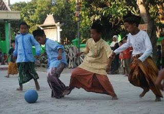 Bagaimana jika Sepakbola di Indonesia menjadi Bersyariah..?