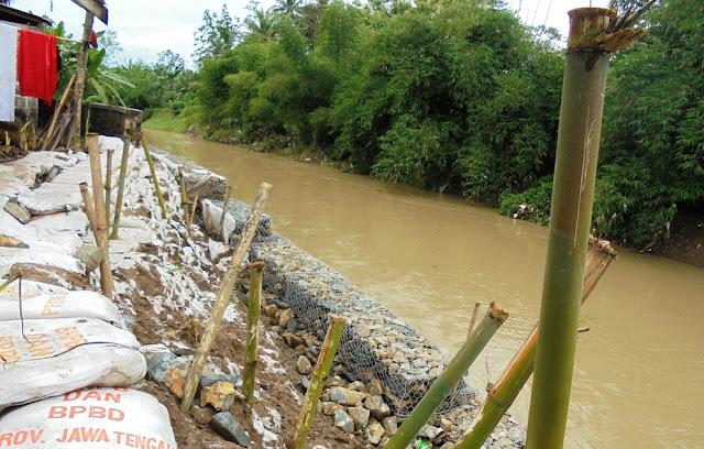 Ancaman Banjir Sungai Kedungbener, Normalisasi Menyeluruh Belum Terealisasi