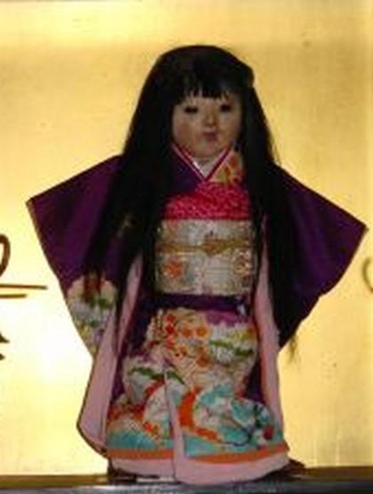 Boneka Setan Dari Jepang   Okiku adeb958a1b