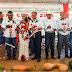 Gobernador de Guerrero inaugura la Expo Feria Cuajinicuilapa y regala ceméntales a ganaderos