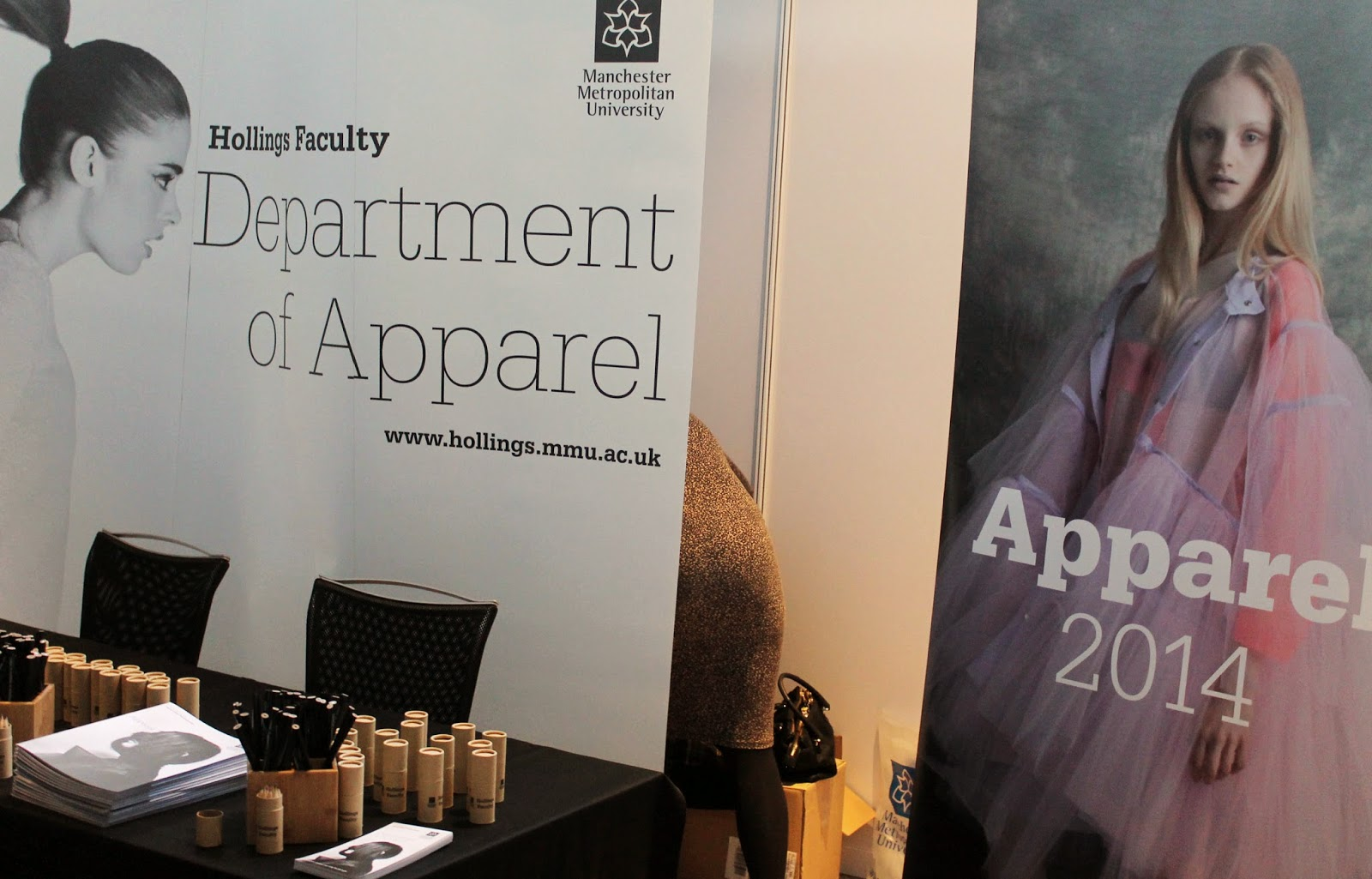 MMU department of apparel at celebration of style