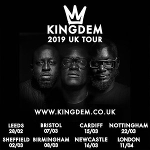 kingdem 2019 UK Tour
