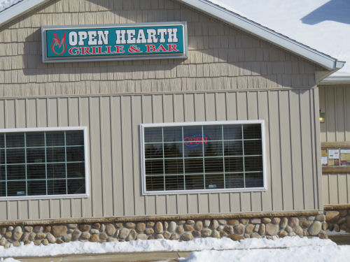Open Hearth restaurant