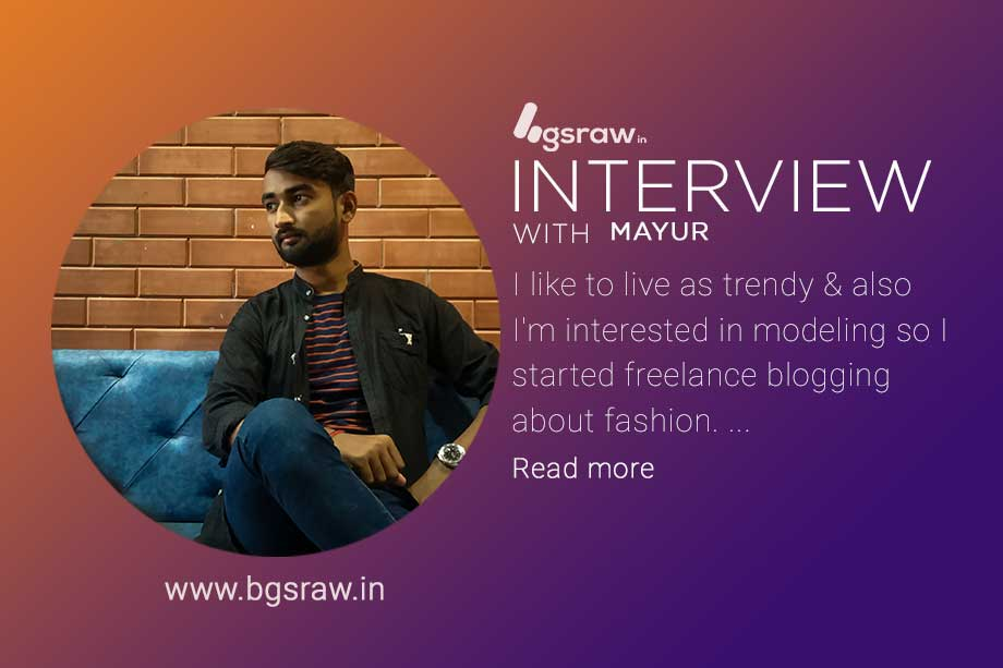 Mayur Want to Build a Personal Brand latest interviews free magazines india