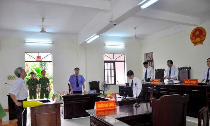 Tin mới nhất vụ bản án treo của bị cáo Nguyễn Khắc Thủy