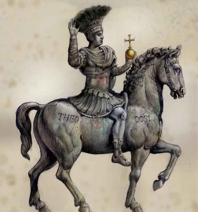 Προκόπιος ο Καισαρεύς :Υπέρ των πολέμων λόγοι -ΛΟΓΟΣ 1- 2