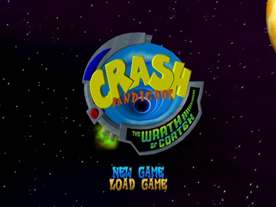 Crash Bandicoot The Wrath of Cortex PS2 ISO - Download Game