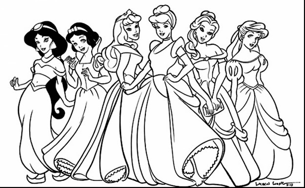 Unbelievable Disney Princess Coloring Pages With Disney Halloween Coloring  Pages And Disney Characters Halloween Coloring Pages
