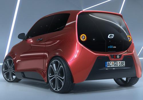 Tinuku.com Bosch's e.Go Life electric car price 15,900 euros