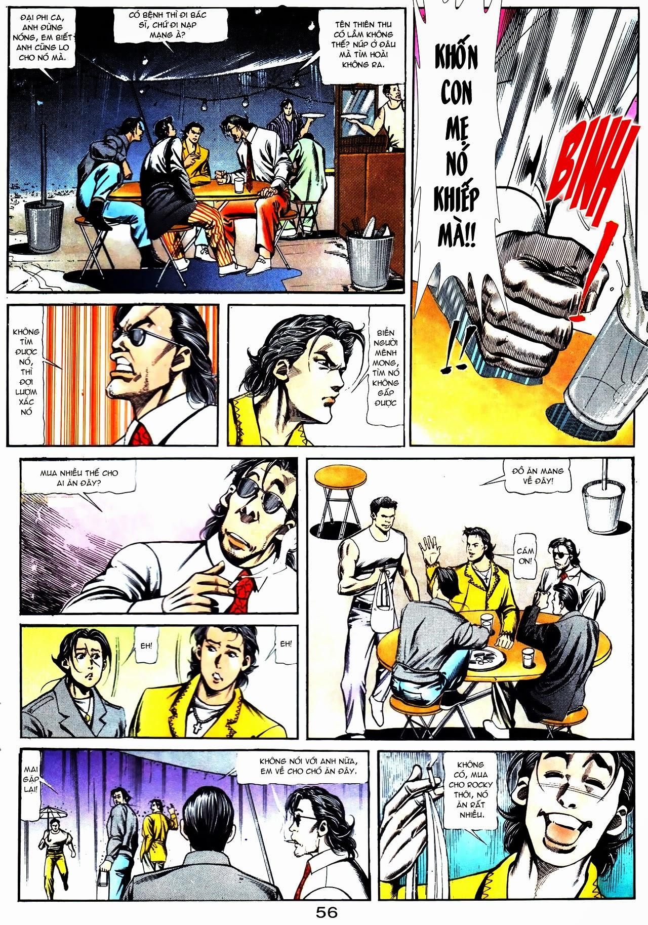 Người Trong Giang Hồ chapter 112: nhân sinh trang 27