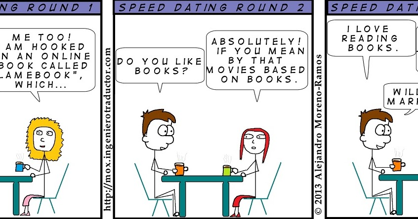 Mox Speed Dating