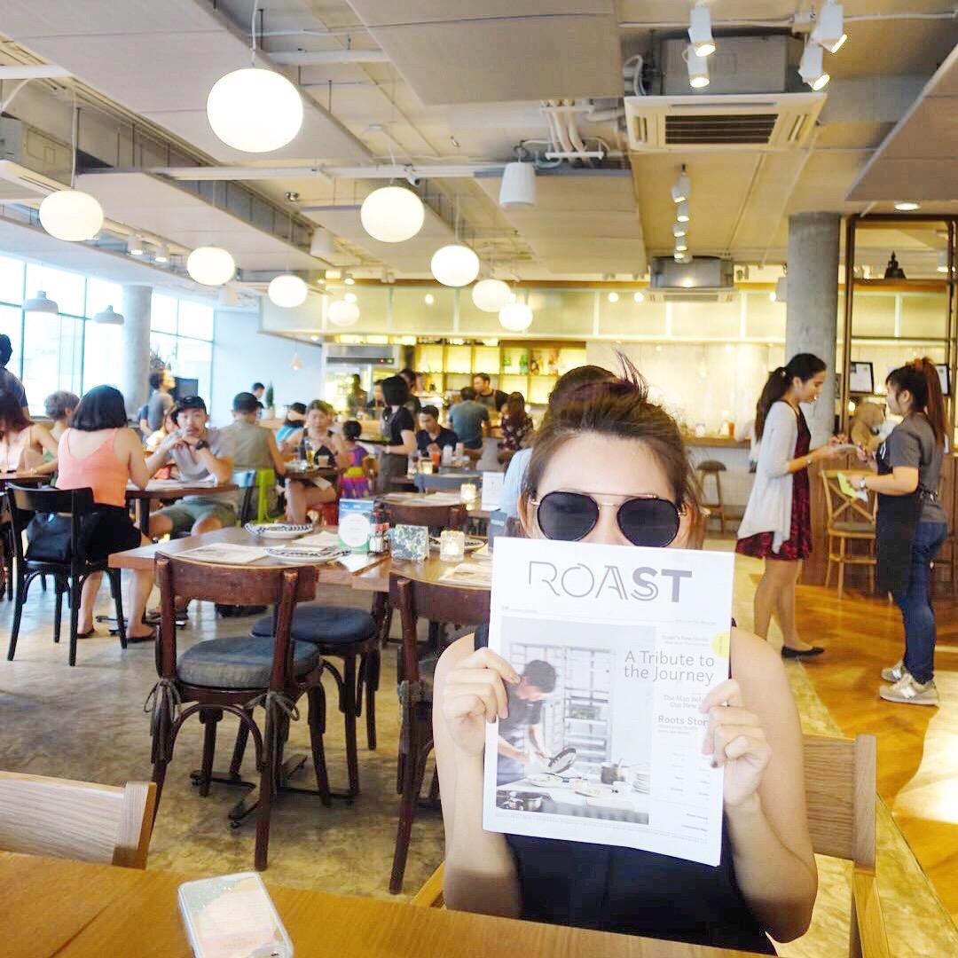Bangkok cafe hopping: Part 1 Reviews