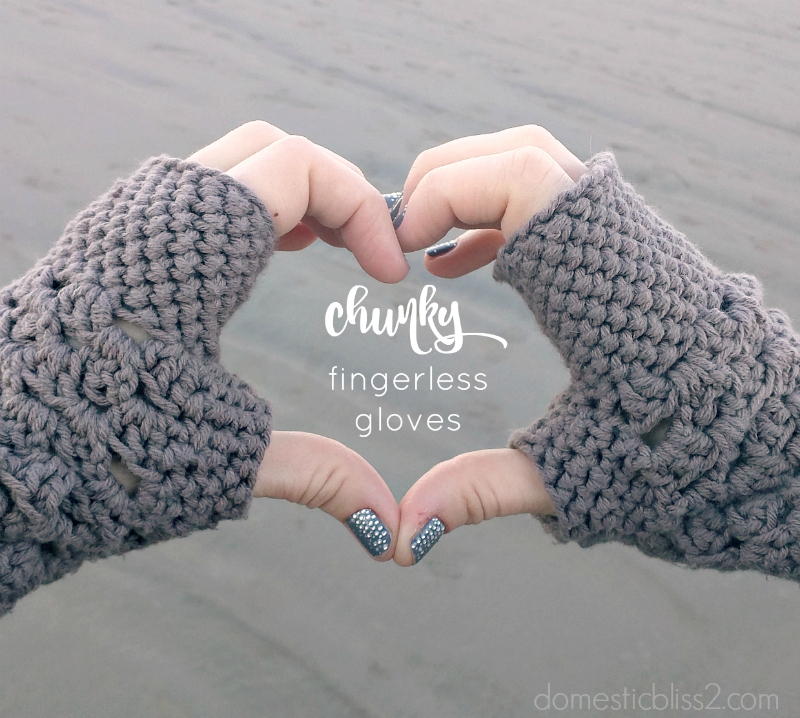 Crochet Fingerless Gloves Free Patterns Crafty Tutorials