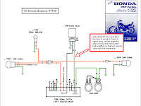Wiring Diagram Honda Shadow 600