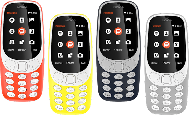 Spesifikasi Nokia 3310 Telefon Popular Versi Terbaru