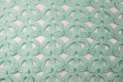 3 - Crochet IMAGEN Bonito y sencillo punto de flores primaveral MAJOVEL CROCHET