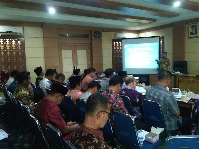 Kelola Informasi Publik, Kominfo Padangpariaman Berbagi Ilmu ke Sungai Penuh