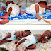 NAN Deputy Editor's Wife Gives Birth To Quadruplets 7 Years After Marriage - Photos