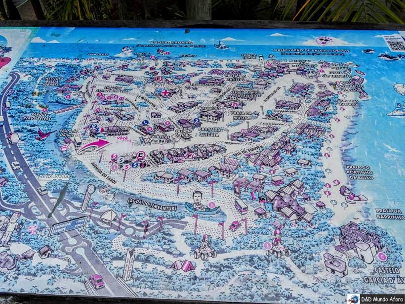 O que fazer na Praia do Forte, Bahia - Vila