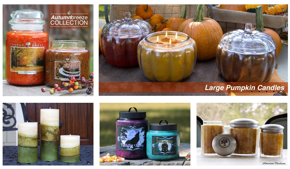 GOOSE CREEK CANDLE COUPONS