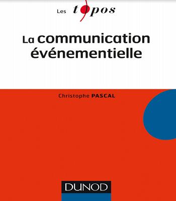 La communication événementielle de Christophe PASCAL en PDF
