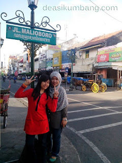 Wisata Yogyakarta | Ayo ke Jalan Malioboro