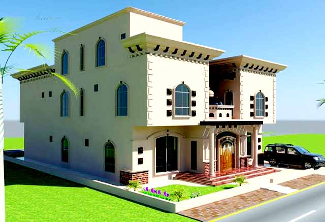 Rumah Gaya Arab