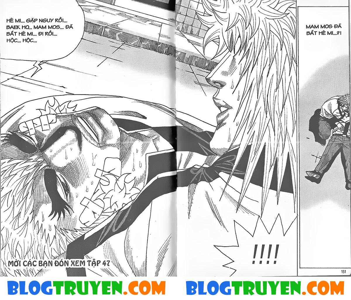Bitagi - Anh chàng ngổ ngáo chap 322 trang 25