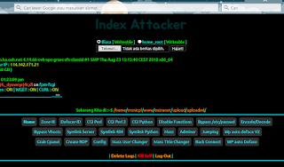 index attacker