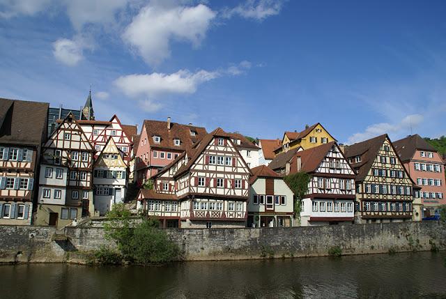 Schwäbisch Hall na Alemanha