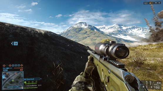 Battlefield 4 Game Highly Compressed Free Download