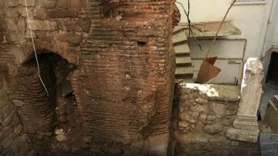 Προς εξαφάνιση η τελευταία Βυζαντινή εκκλησία στην Άγκυρα