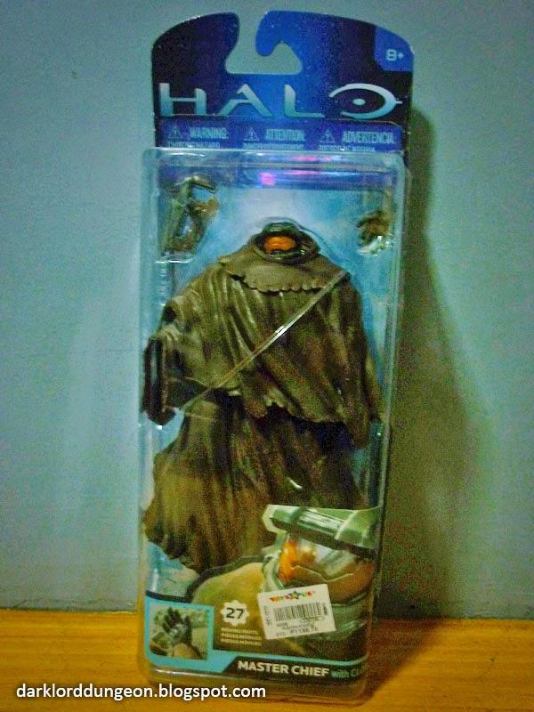 Dark Lord Dungeon: Halo 5 Master Chief