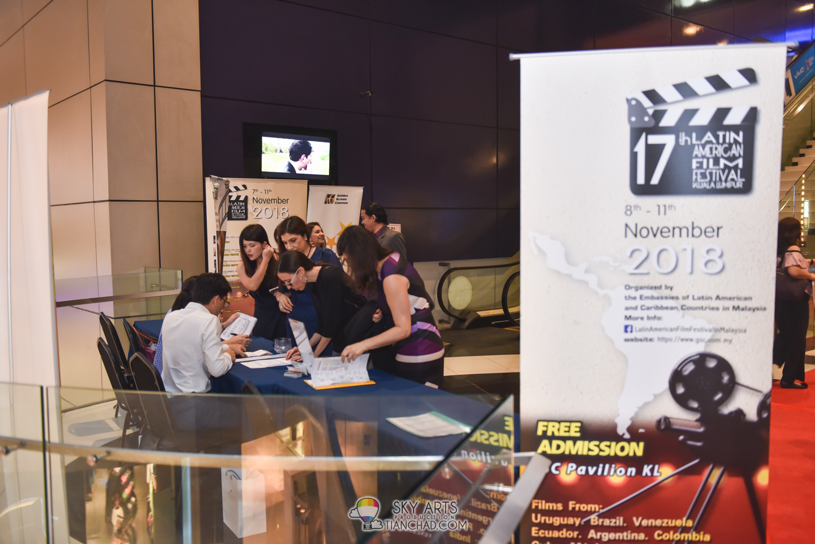 Photo] 17th Latin American Film Festival 2018 in Malaysia