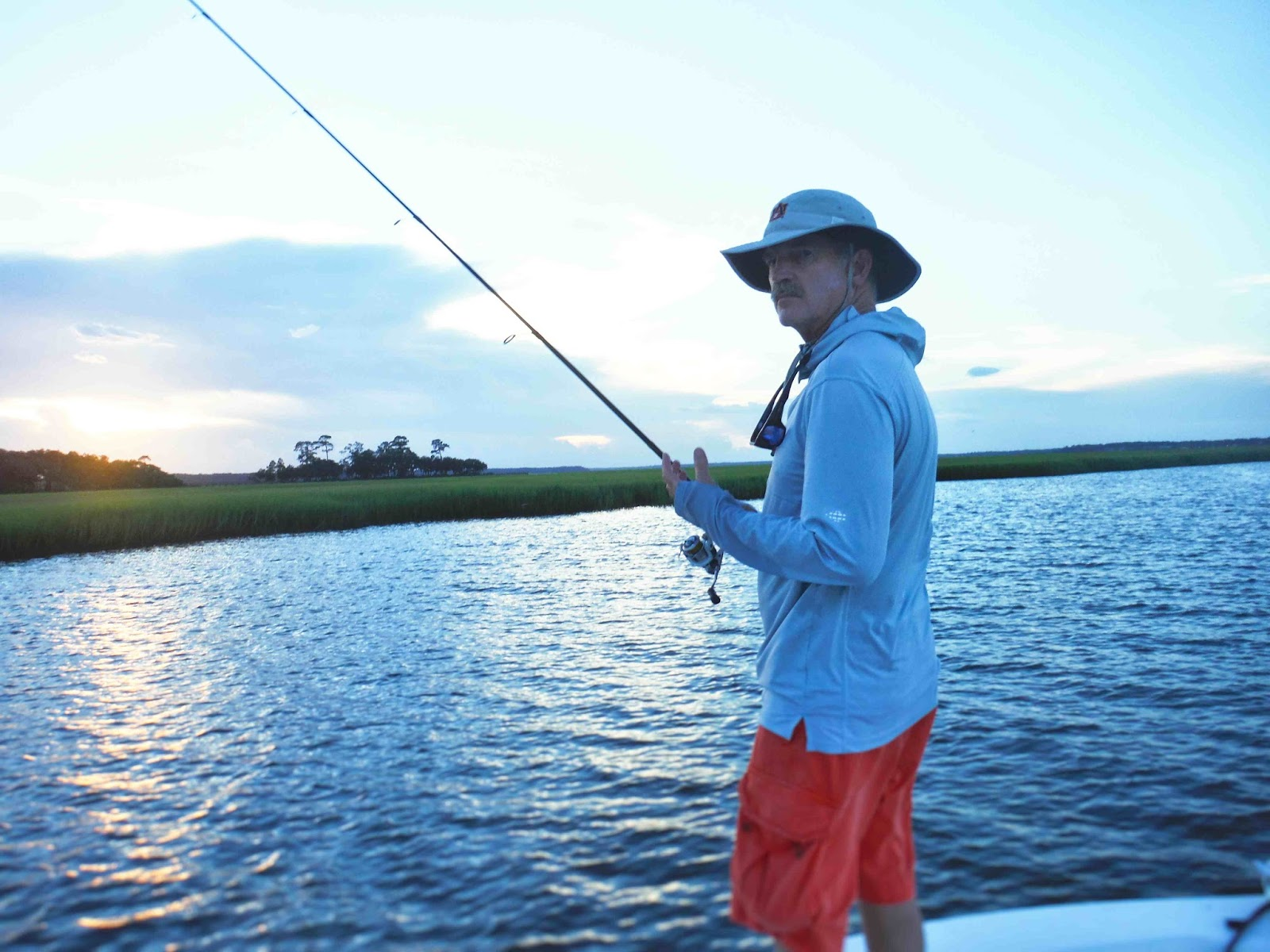 Amelia island fishing reports fighting through to catch fish for 5 3 fishing