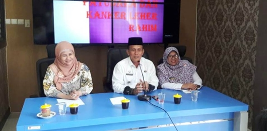 Puskesmas Padang Pasir Bidik Pasangan Usia Subur