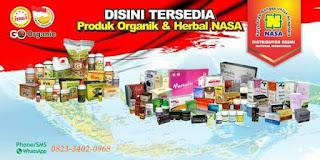 AGEN STOKIS NASA DI Tembilahan Hulu Indragiri Hilir - TELF 082334020868
