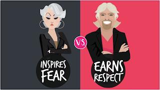 Belajar Menjadi Seorang Pemimpin yang Disegani atau Boss yang Ditakuti