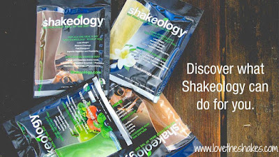 Becoming Your Personal Best, Shakeology, Love the shakes