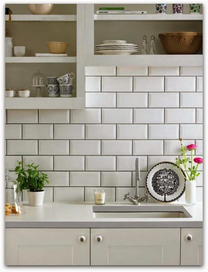 Baldosas de cocina trendy azulejos decorativos - Como limpiar azulejos de cocina ...